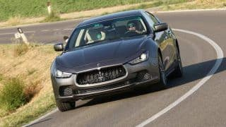 Maserati Ghibli US prices announced; Costs more than similarly specced 5-Series and E-Class