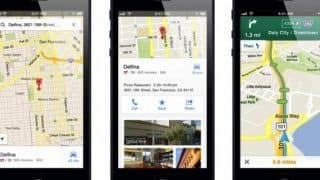 Google Maps for iOS hits 10 million download mark within 48 hours of its launch