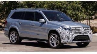 Mercedes-Benz  GLS facelift to be launched in 2015: Preview & engine specification of new Mercedes Benz GLS SUV