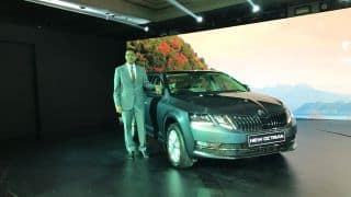 2017 Skoda Octavia facelift launched in India: Prices start at INR 15.49