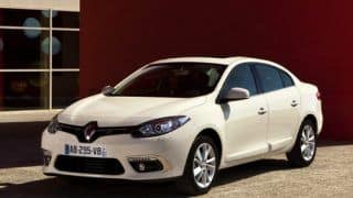 Official - 2013 Renault Fluence Facelift revealed