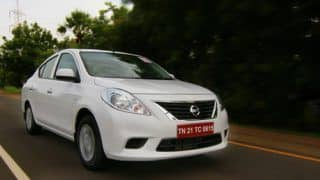 Nissan to offer Automatic variant of Sunny from 2013