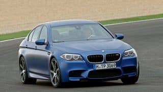 BMW India to launch facelifted 5-Series GT and M5 next year