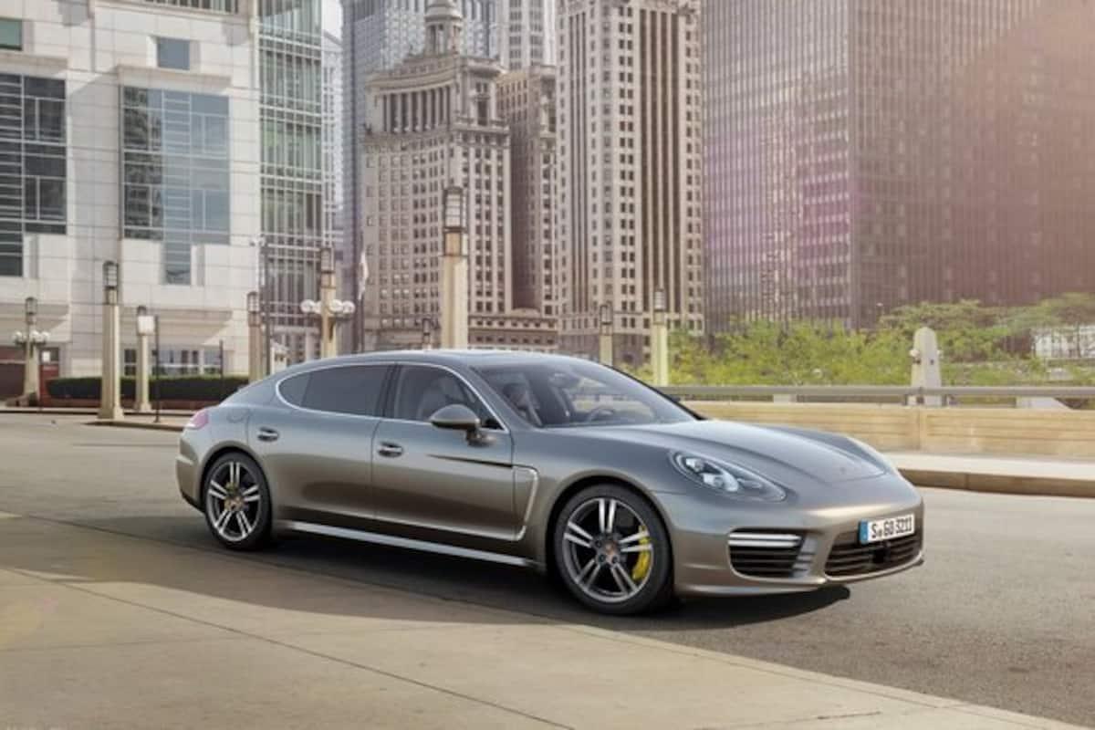 570ps Porsche Panamera Turbo S Unveiled India Com