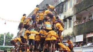 Dahi Handi 2019: Govindas Delve in Festive Fun on Janmashtami Amidst Cheer And Music in Mumbai