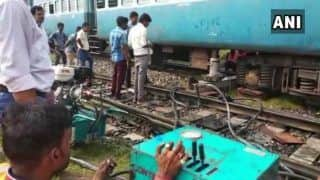 Bihar: Three Coaches of Darbhanga-Kolkata Express Derail Near Railway Crossing