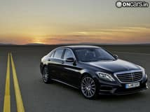 Official: Mercedes Benz S-Class to launch on January 8, 2014