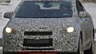 Scoop: 2015 Chevrolet Cruze spied
