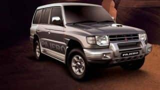 Mitsubishi may stop the Pajero SFX production in September-October
