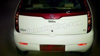 Indica Vista with 90PS MultiJet diesel spied