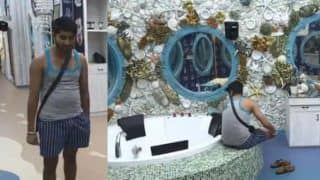 Bigg Boss 12: Bhojpuri Singer Deepak Thakur's Expression After Seeing Jacuzzi For The First Time is Hilarious – Watch Video