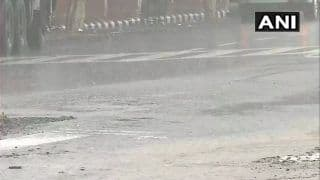 Heavy Rain Lashes Delhi-NCR; IMD Predicts Thunderstorm in Next Three Hours