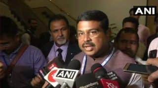Dharmendra Pradhan Attributes Fuel Price Hike Due to International Factors, Says Rupee Stronger as Ever, Dollar Creating Problem