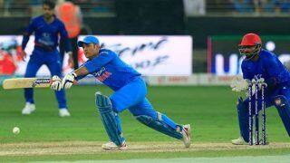 Asia Cup 2018 India vs Afghanistan: Can't Talk About Few Things Because I Don'tWant to Get Fined, Says MS Dhoni on Umpiring Errors