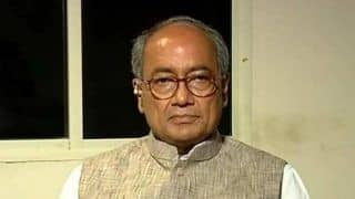 Madhya Pradesh Assembly Elections 2018: Digvijay Singh Distances Himself From Poll Campaigns, Says His Speeches Damages Congress' Prospects