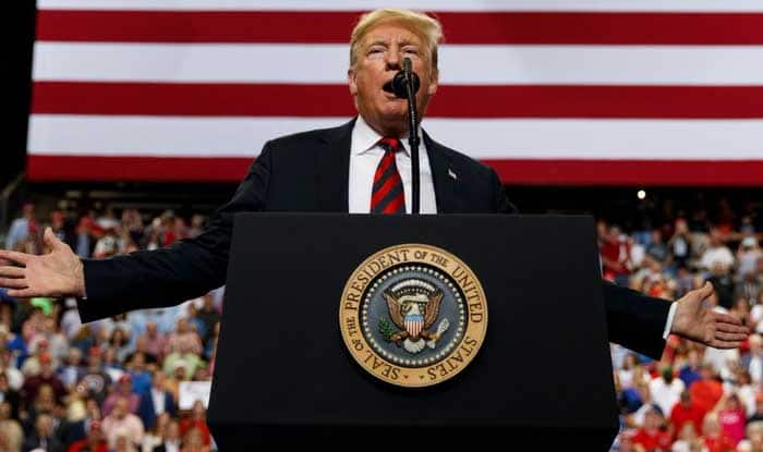 US President Donald Trump to Ask For USD 8.6 Billion For Border Wall in New Budget