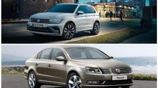 Volkswagen to launch the Tiguan and new Passat in India this year; official announcement