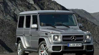 Live: 2013 Mercedes Benz G63 AMG launch event
