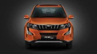 New Mahindra XUV500's Waiting Period is 4 - 5 Weeks: Bookings start at INR 25,000