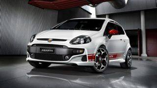 High-performance Fiat Punto Abarth will come to India before end-2013