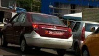 Exclusive! Tata Manza Celebration variant caught testing