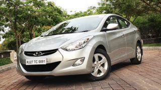 Exclusive: 2012 Hyundai Elantra Fluidic could launch on August 13, 2012 in Mumbai