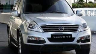 Mahindra Ssangyong Rexton is a hit!