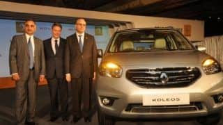 Renault Koleos launched at Rs 22.99 lakh