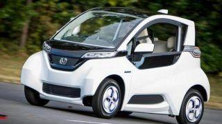 Honda's Micro Commuter EV concept comes to life