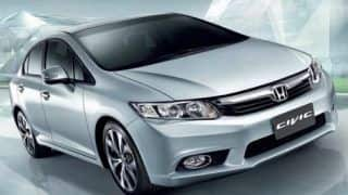 2013 Honda Civic launched in Thailand