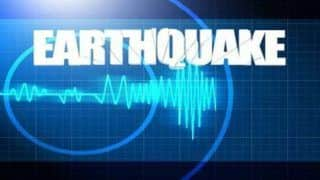 5.0 Magnitude Earthquake Jolts J&K-Himachal Border Region