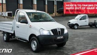 Mahindra launches new Genio pick up in South Africa