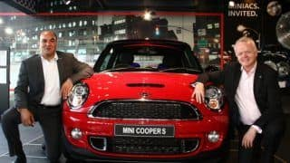 BMW-owned Mini sells 280 cars in India; plans local production