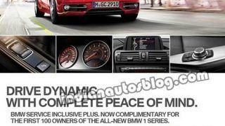 BMW 1-Series pre-bookings begin