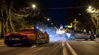 Aston Martin DB10 Battles Jaguar C-X75 in Upcoming Bond Flick, Spectre