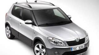 Exclusive! Skoda Fabia Scout launched in India