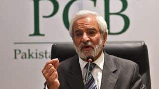 Newly Elected Pakistan Cricket Board Chief Ehsan Mani Wants to Fight India in Legal Case For Not Honouring MoU