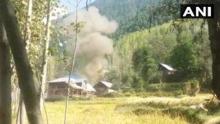 J&K: 5 LeT Terrorists Shot Dead, Encounter Between Security Forces, Militants Underway in Bandipora