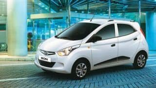 Hyundai Eon Sports Edition with touch-screen system launched; Priced in India at 3.88 lakh