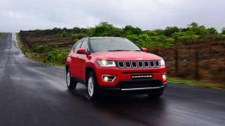 Jeep Compass Surpasses 25,000 Production Units since India Launch