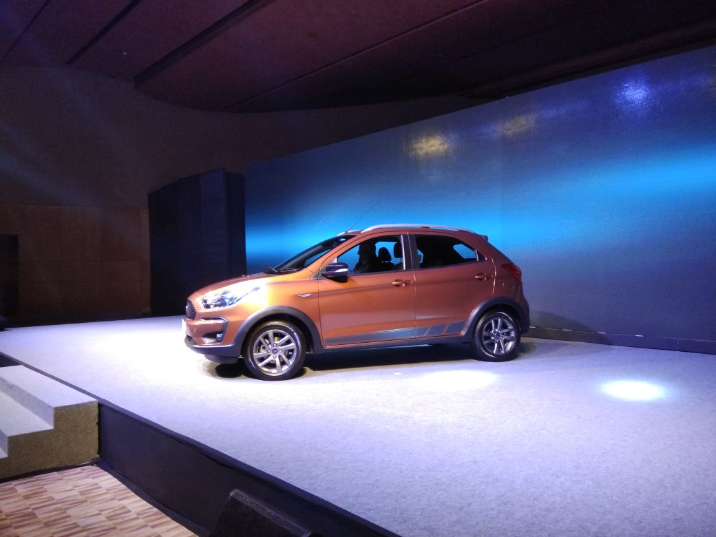 Ford India Unveils Freestyle Compact Utility Vehicle; Expected Price in India, Launch Date, Images, Features, Specifications