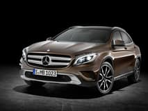 Mercedes Benz GLA can now be ordered
