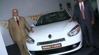Renault launches Fluence