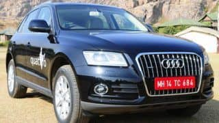 2013 Audi Q5 Facelift launched in India