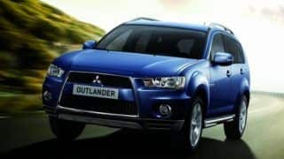 Mitsubishi to launch two SUVs this year