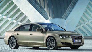 Audi launches A8L W12