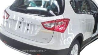 Maruti S-Cross crossover's production ready model spied ahead of July launch
