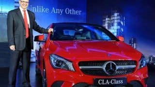 Mercedes-Benz CLA-Class Launched in India: Mercedes offers 3 variants of CLA-Class, price starts at INR 31.5 lakhs