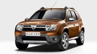 Renault Duster bookings to open soon