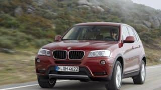 New BMW X3 launch may be in August